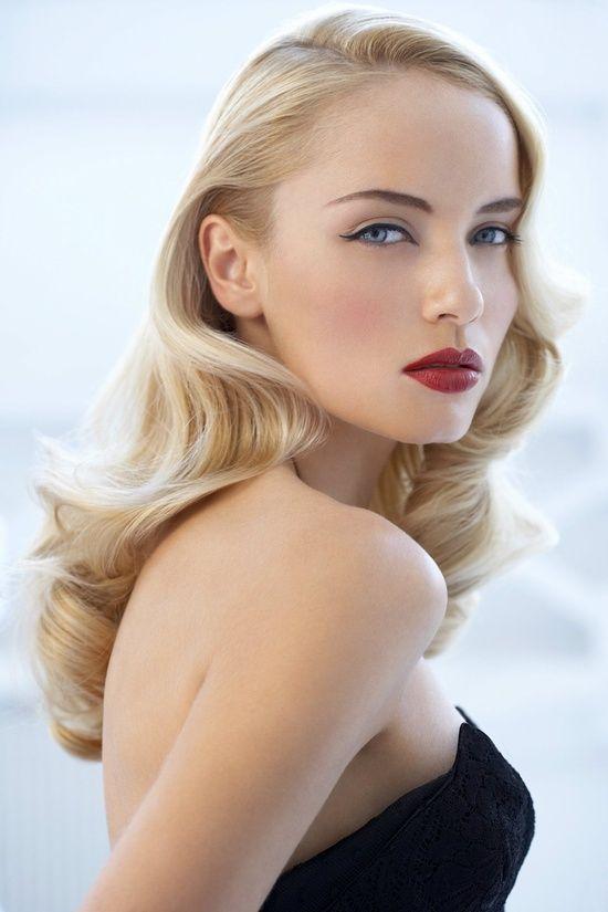 Coafură pentru femei blonde, Foto: itssomedaymorning.wordpress.com