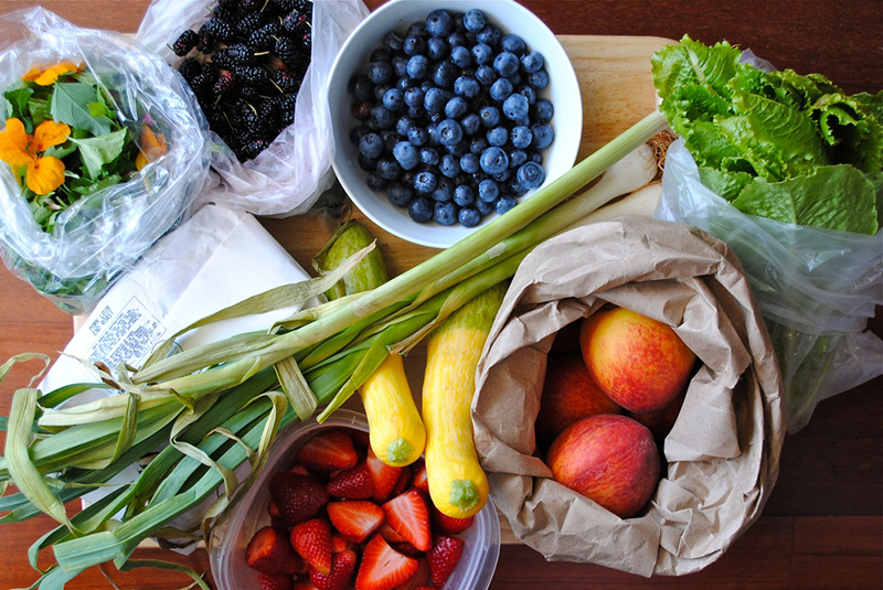 Surse alimentare bogate în nutrienți importanți pentru sănătate, Foto: roswellpark.org