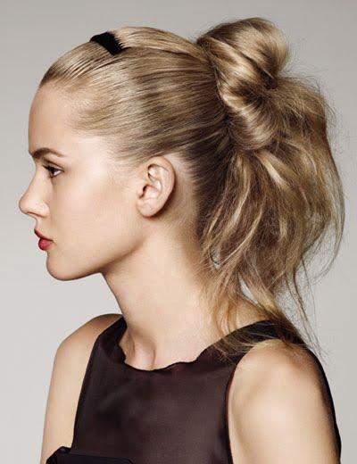 Coafură trendy la modă în acest an, Foto: cantikfashion.com