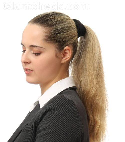 Coafură adecvată pentru birou, Foto: cdn.glamcheck.com