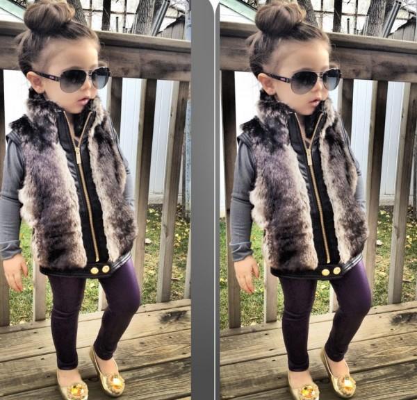 Coc trendy pentru fetiță, Foto: admaniere.blogspot.ro