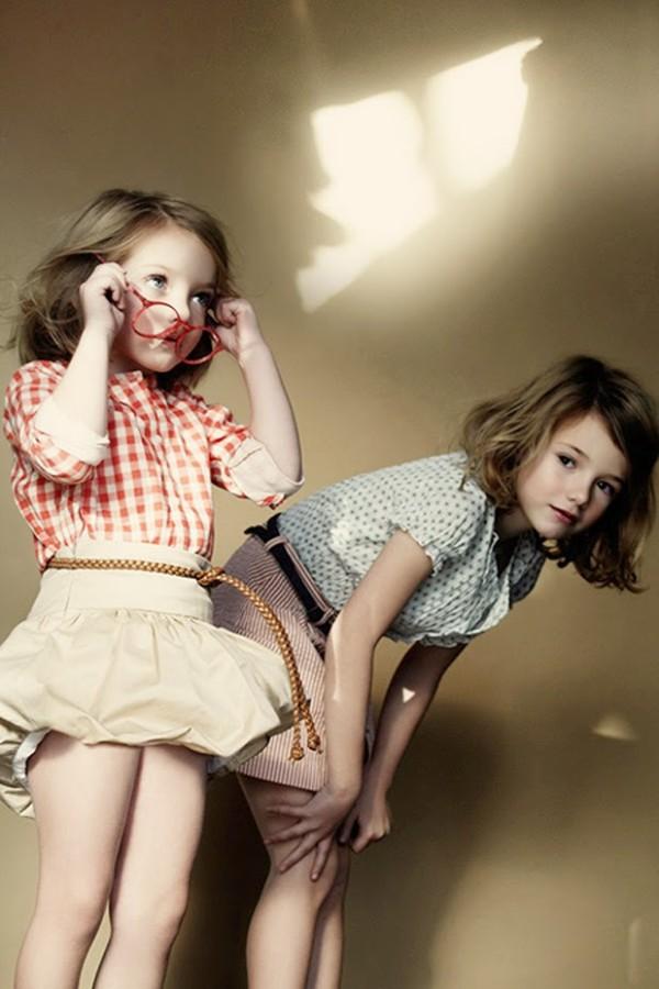 Moda la tunsori pentru fetițe, Foto: lindodesigns.blogspot.ro
