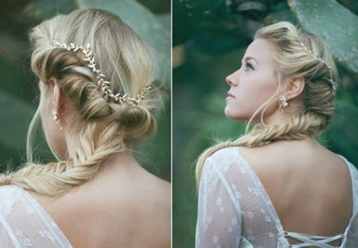 Coafură simplă și elegantă, Foto: zankyou.de