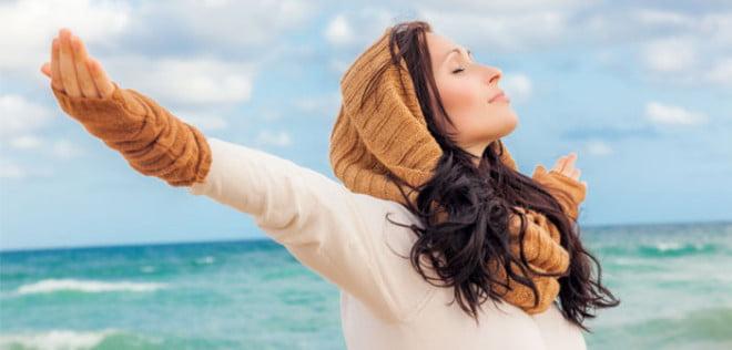 Exercícios de respiração, Foto: almondsandraisins.com
