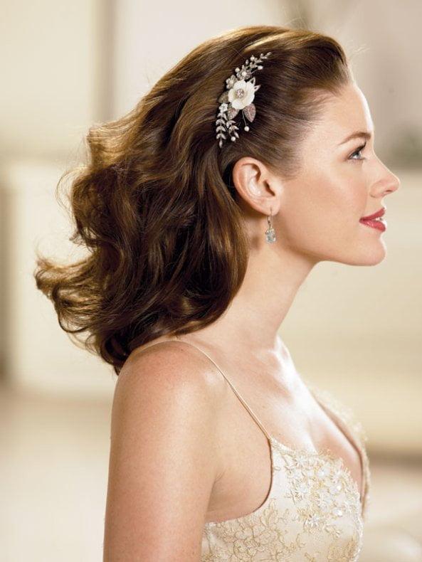 Simplu și frumos, Foto: bridalloft.wordpress.com