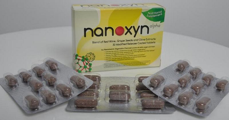 suplimentul Nanoxyn Alpha