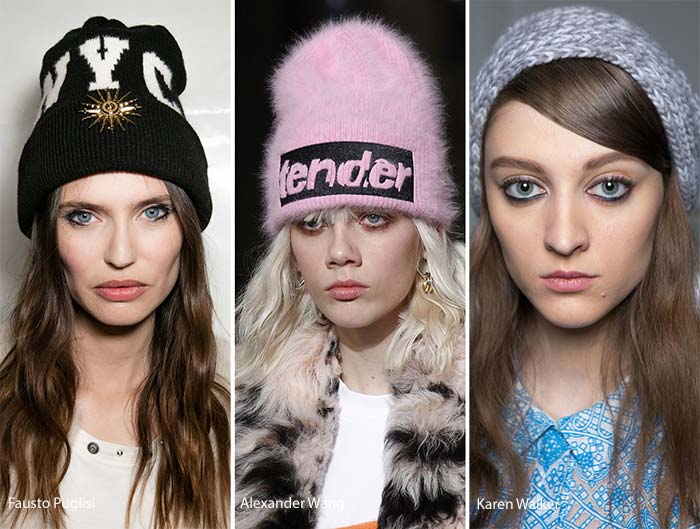 Căciuli la modă în iarna anului 2016-2017, Foto: fashionisers.com
