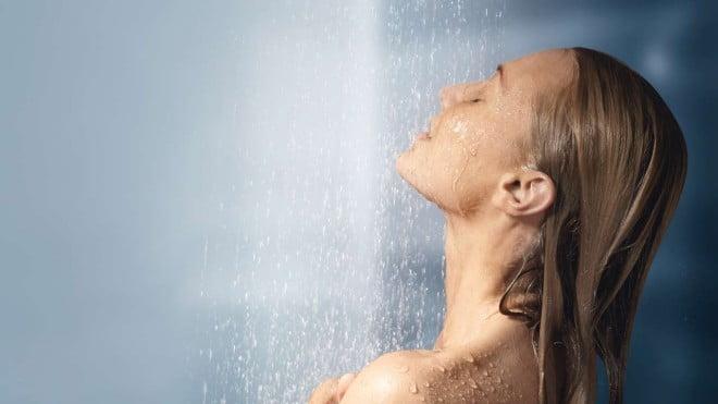 Dușul cald, Foto: grohe.com