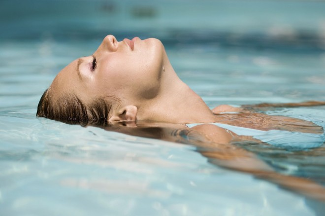 Hidroterapia, Foto: crunchfitness.ie