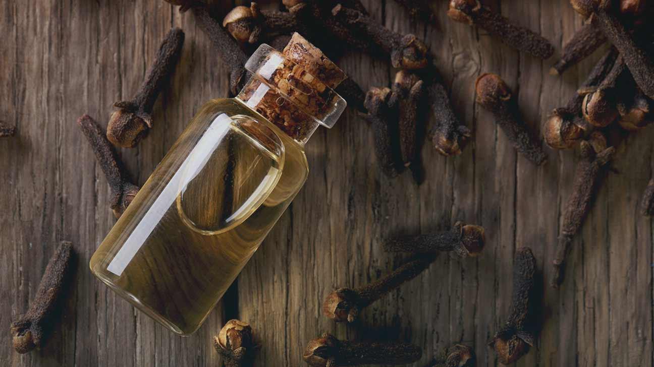 Ulei de cuișoare, Foto: healthline.com