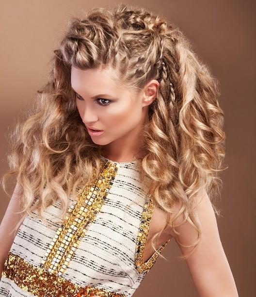 Coafură elegantă, Foto> lookat-hairstyles.com