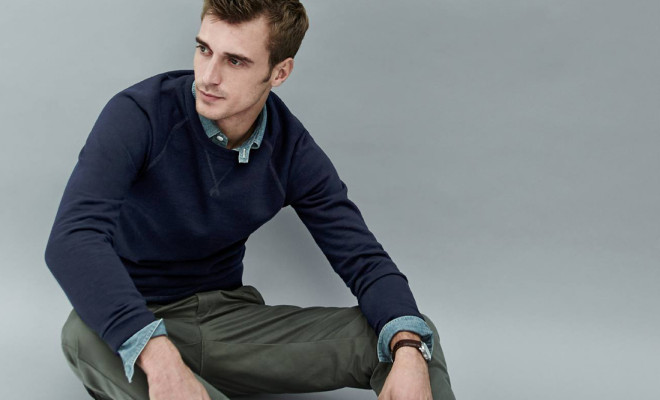 Moda casual la bărbați, Foto: designsfever.com