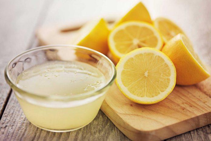 Rețetă de curățare a colonului de lămâie detox, RETETE de DETOXIFIERE
