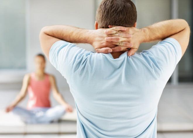 Exerciții pentru tratamentul durerilor de ceafă, Foto: cleansam.tistory.com
