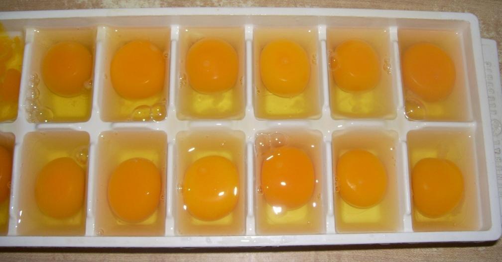 solitare pentru ouă de congelare
