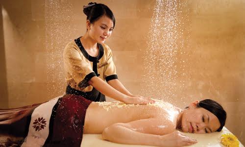 Hidroterapie, Foto: yspa.org.cn