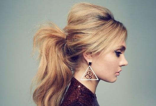 Coafură elegantă la modă, Foto: mucco.net