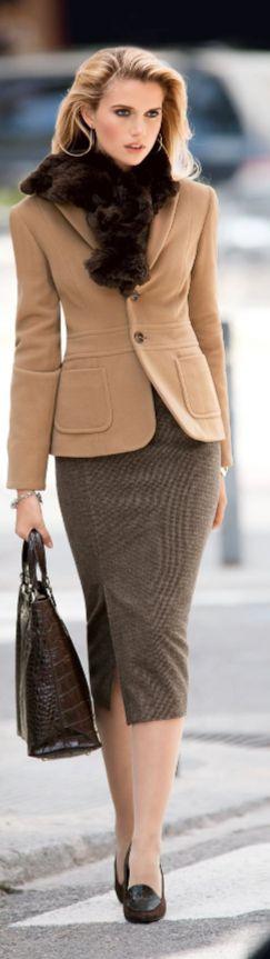 Coafură simplă și elegantă, Foto: fashionbeautyandstyle.info