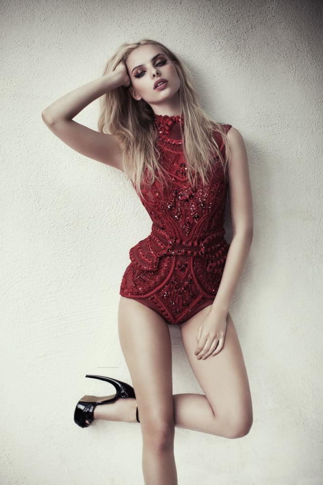 Modelul Dioni Tabbers, Foto: inspirationbycolor.com