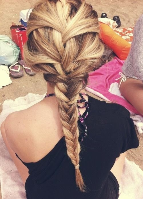 Părul împletit este la modă în acest an, Foto: misstoxicity.blogspot.ro