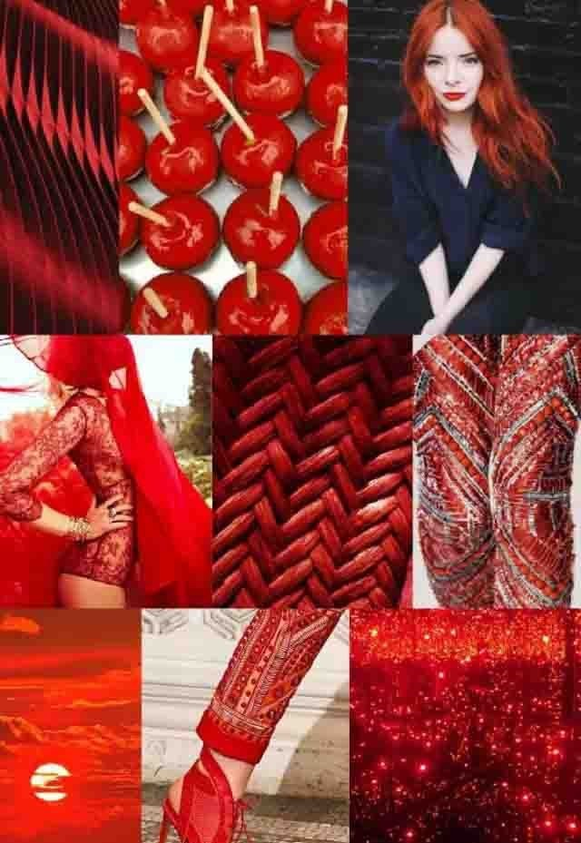 Roșu în tendințele modei în acest an, Foto: duoshou7.com