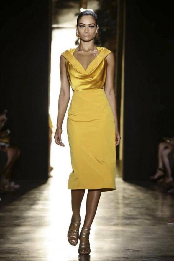 Rochie în tendințele modei, Foto: shelookbook.com