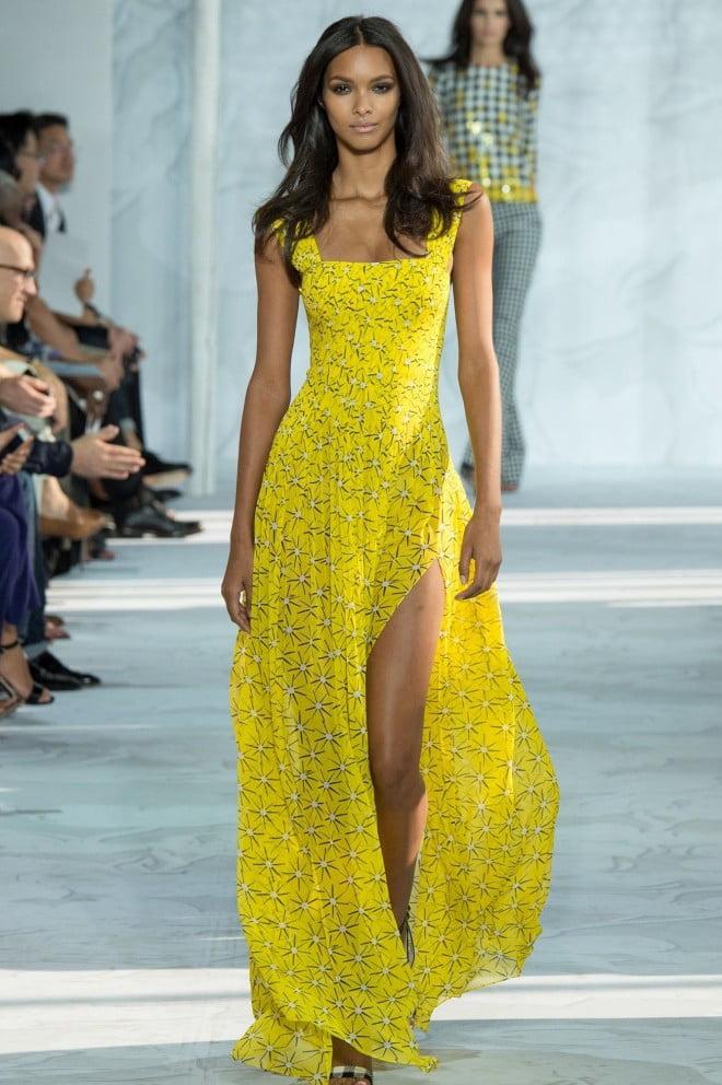 Rochie modernă marca Diane von Furstenberg, Foto: fabfashionfix.com