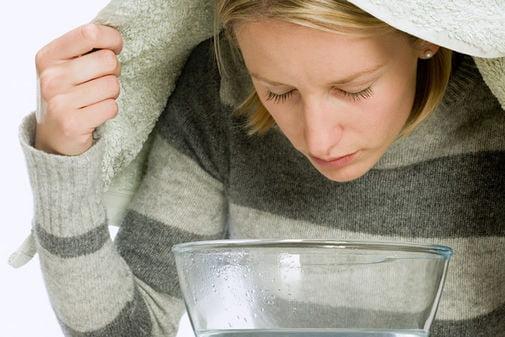 Inhalații cu aburi, Foto: krisvaughan.com