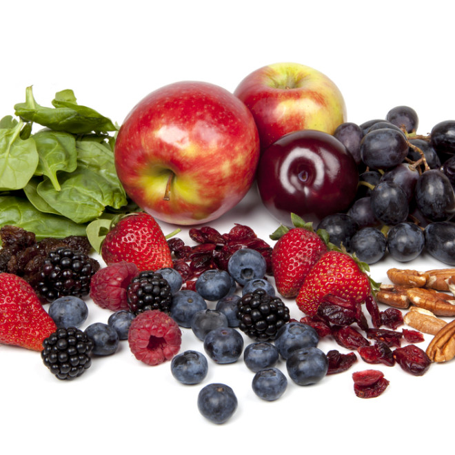 Fructe bogate în vitamine și antioxidanți , Foto: optimalperformance.com