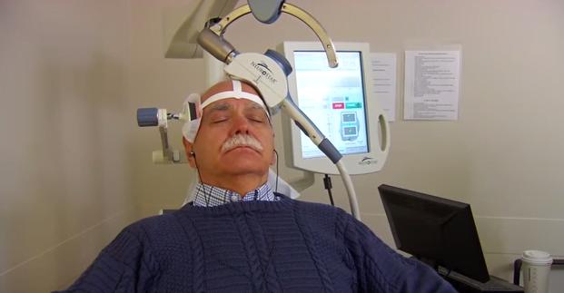 Magnetoterapia pentru tratamentul depresiei