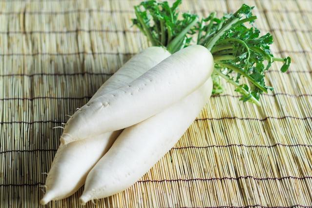 Ridiche albă sau ridiche Daikon, Foto: miyatsuke.com