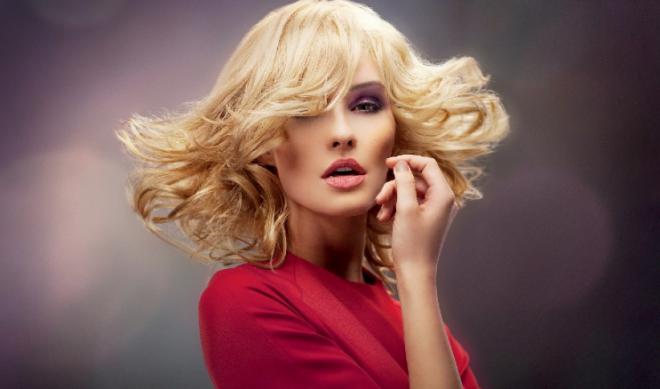 Coafură pentru păr mediu blond, Foto: plus.google.com