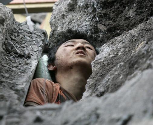 Strivire în caz de cutremur, Foto: blog.daum.ne