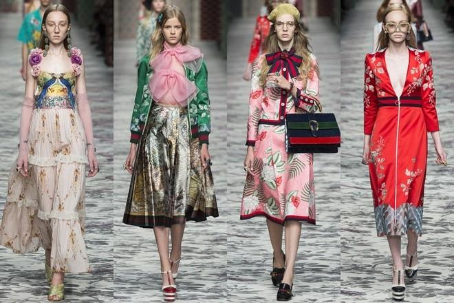Acccesorii interesante în colecția Gucci, Foto: quanhta.com.vn