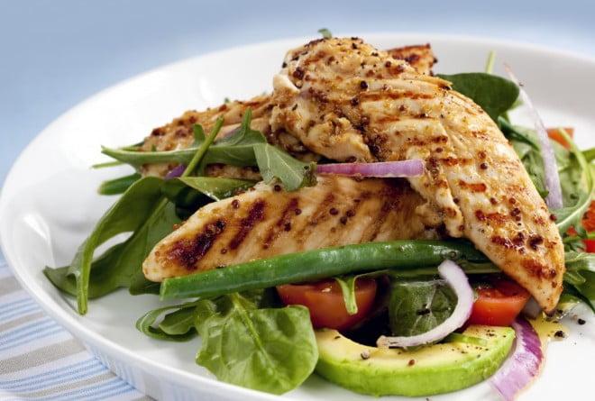 Alimentație bogată în proteine, Foto: campfemern.dk