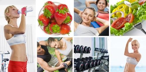 Alimentația și sportul, Foto: homeaccentideas.blogspot.com