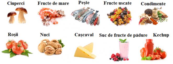 Alimente care conțin acid glutamic, Foto: edaplus.info