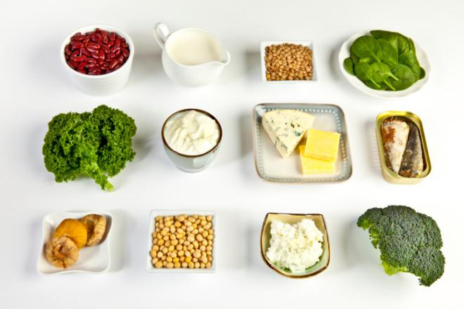 Alimente care conțin calciu, Foto: trendsnutrition.com