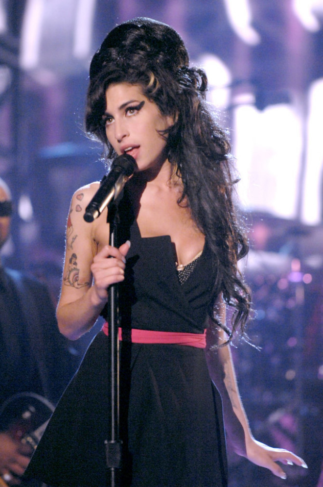 Amy Winehouse, Foto: popsugar.com