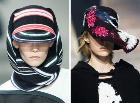 Articole de acoperire a capului la modă în acest an, Foto: ca.style.yahoo.com
