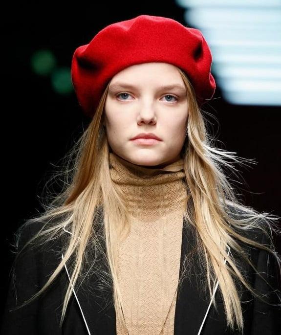 Basc roșu Gucci, Foto: toutiao.com