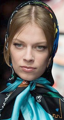 Batic din mătase Dolce&Gabbana, Foto: newwoman.ru