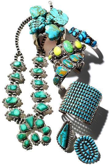 Bijuterii deosebite turcoaz, Foto: xn--modatasarm-5ubb.com