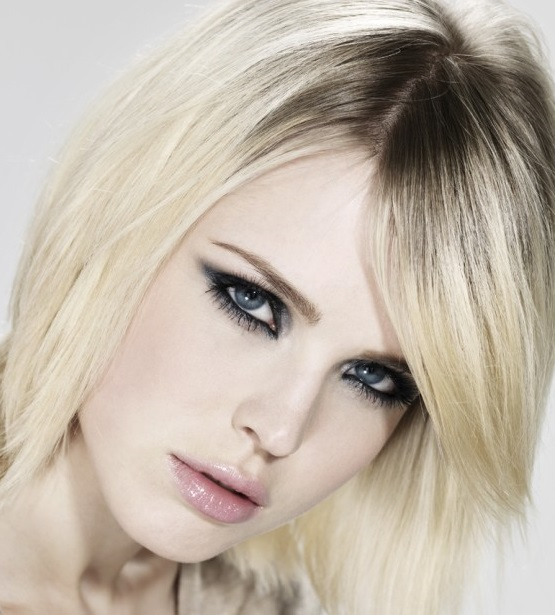 Blond platinat, Foto: fryzurki.blox.p