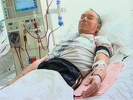 Bolnavul cu insuficiență renală acută sau cronică trebuie să fie sub supravegherea cadrelor medicale, Foto: 1tv.ru
