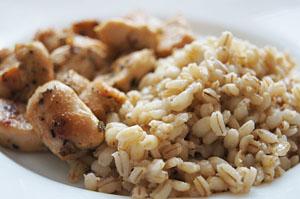 Carne de vită cu orez și nuci, Foto: calorizator.ru