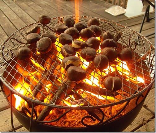 Castane coapte la grătar, Foto: oliva-and-co.com