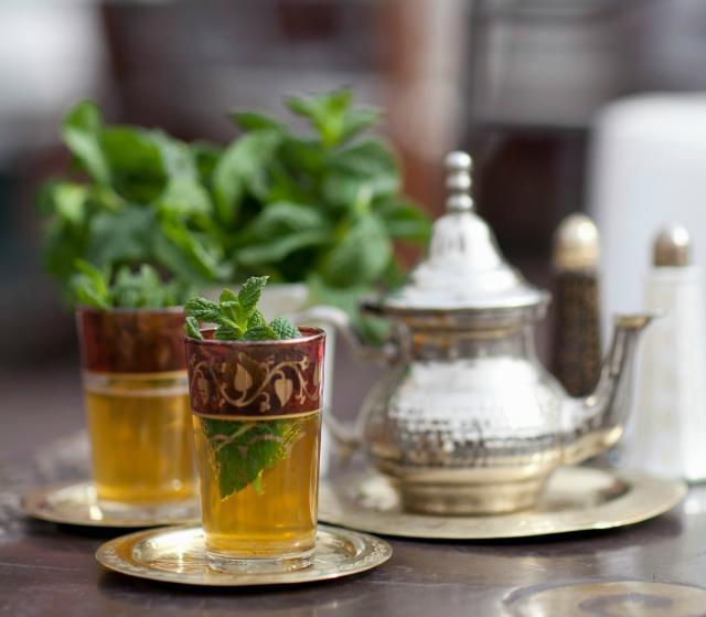Ceai marocan, Foto: chicgalleria.com