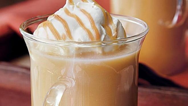 Cidrul de mere și caramel, Foto: bettycrocker.com