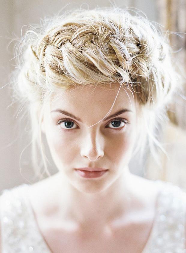 Coafură cu părul împletit, Foto: fashionhouseglobal.com